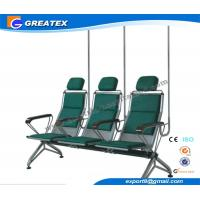Wholesale High Grade Hodpital Transfusion Chair Steel with Light Silver Coating from china suppliers