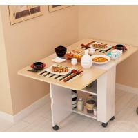 Wholesale Multi Purposed Modern Furniture Table Foldable Wooden Breakfast Table from china suppliers