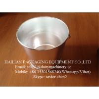Wholesale Aluminium Barrel , Aluminium Milk Can For Liquid 5 Liters to 15 Liters from china suppliers