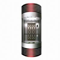 Buy cheap Panoramic Elevator with Control System from wholesalers