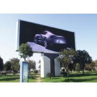 Wholesale High Brightness P10 Outdoor Full Color Led Display With Constant Current Driver 1/4 Scan from china suppliers