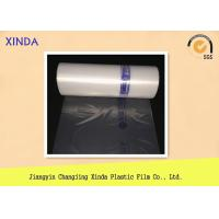 Wholesale LDPE 100% PE raw new material food grade bag rolls plastic edge eco-friendly from china suppliers