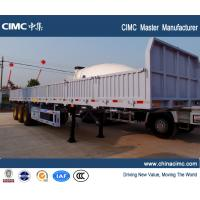 Wholesale side open cargo semi trailer from china suppliers