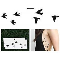 Wholesale Butterfly Temporary Lower Back Body Tattoo Stickers For Adults / Children from china suppliers