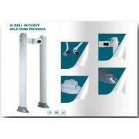 Wholesale LCD Display 255 Level Body Metal Detectors Gate , Pass Through Metal Detector With Cloud Storage System from china suppliers