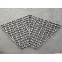 Wholesale Good service galvanized serrated grating plain steel grating for China customized from china suppliers