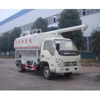 Wholesale forland 4-5metric tons bulk feed truck for sale from china suppliers
