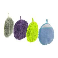 Wholesale 22x22 cm Microfiber Car Wash Sponge Eco Friendly Scrubber Cleaning Pad from china suppliers