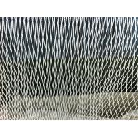 Wholesale Heavy Duty Cast Sea Knotless Fishing Nets , Custom PE / PET / NYLON Fish Net from china suppliers