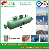 Wholesale 500 Ton coal steam boiler mud drum manufacturer from china suppliers
