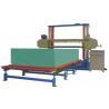 Buy cheap Horizontal Polyurethane / PU Foam Cutting Machine For Sponge Block 8.12KW from wholesalers
