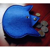 Wholesale high quality factory price promotional felt coin bag with various colors from china suppliers