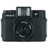 Wholesale GCFN 120 Glass Lens W/4 Color Flash Film lomo Camera Holga 120 from china suppliers