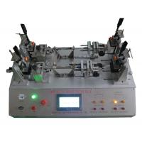 Wholesale PLC Control Linear Switch Tester Pneumatic Plug Socket Test Equipment IEC61058.1 / IEC60884 from china suppliers