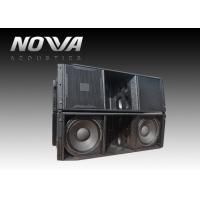 Wholesale High Power Church Speakers Systems Line Array For Theaters / Auditoriums from china suppliers