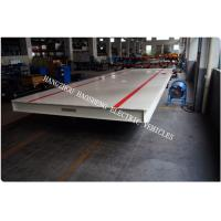 Quality Battery power rail flat car rail transport car 30ton load capacity 48V voltage DC large load table for sale
