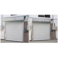 Wholesale Fast Speed Motor Drive Automatic Roller Door Panel Made Of Two Layers Aluminum from china suppliers