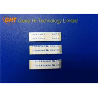 Wholesale Pitch 1.0mm FFC FPC Ribbon Cable , PC / Displayer 8 Pin Flat Ribbon Cable from china suppliers
