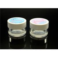 Wholesale 0.5 oz transparent empty Acrylic Cosmetic Containers for Eye Cream from china suppliers