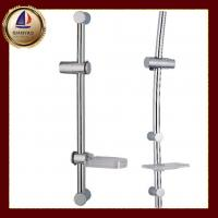 Wholesale SS Shower Sliding Bar For Vietnam Bathroom Faucet Accessory 600MM from china suppliers