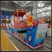 Wholesale Playground kids carnivel rides rotate flying pirate ship from china suppliers