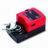 Buy cheap Durable Damper Actuator with 6/10Nm Torsion, Used for HVAC Control Fan from wholesalers