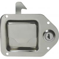 Wholesale High Quality Recessed Paddle Lock Cabinet Paddle Latch from china suppliers