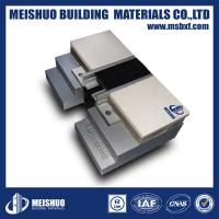 Buy cheap Aluminum surface mounted concrete construction joint in building from wholesalers