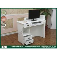 Wholesale Commercial  Store Front Counter Furniture mdf reception desk white from china suppliers