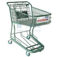 Wholesale Japan Style Heavy Duty Grocery Supermarket Shopping Carts on Wheels from china suppliers