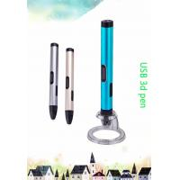 Wholesale Dewang 3D Print Pen Fancy Design Light In Weight With Four Colors To Choose Birthday Gift For Kids from china suppliers