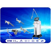 Wholesale Skin Surgical CO2 Laser Beauty Salon Equipment For Wrinkles / Tattoo Remove from china suppliers