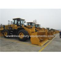 Wholesale 5Tons SDLG  Wheel Loader L956F With Pilot Control , 3m3 Rock Bucket , 162kw Weichai Engine from china suppliers