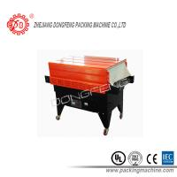 Wholesale Model no BS-4535 Shrink Tunnel  packaging machine, Steel of material,Orange with Black color Tunnel  size 450x(50-350)mm from china suppliers