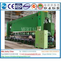 Wholesale Marine three-roller plate, pressure head bending machines, hydraulic machine from china suppliers
