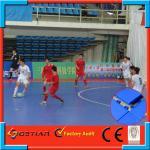 Wholesale Flat Interlocking Sports Flooring For Futsal Court , Resurfacing Floor from china suppliers