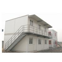 Wholesale Two Floor 20ft Modular Container House For Workers Living On Construction Site from china suppliers