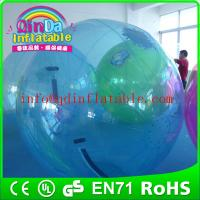 Wholesale Funny inflatable roller ball walk on water ball human hamster ball in pool from china suppliers