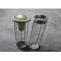 Wholesale Venturi Dust Filter Bag Filter Cage Zinc Galvanized Stainless Steel 304, 316, 316L from china suppliers