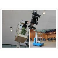 Wholesale GTWZ3-1003 Single Mast Lift Self Propelled Electric Work Platform For Supermarket from china suppliers