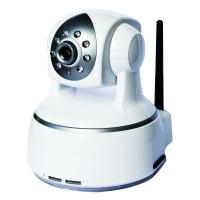 Wholesale 8 - 10M Night Vision Distance Wire External IP Camera of 300K Pixels from china suppliers