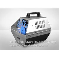 Wholesale Mini 60Watt Colorful Party Bubble Machine , Industrial / Commercial Bubble Machines from china suppliers