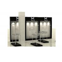 Buy cheap Hanging Bar Wall Mounted Display Cabinets Middle SizeSteel Material For Sunglass Shop from wholesalers