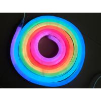 Wholesale 16*27mm 24V 216leds per metre rgb led neon flex  FOR DECORATION from china suppliers
