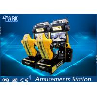Wholesale Car Racing Arcade Machine For Shopping Center L1000 * W1575 * H2100 MM from china suppliers