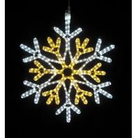 Wholesale led christmas decor snowflake from china suppliers