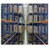 Wholesale high load capacity Automatic Storage And Retrieval System for industrial storage , 4000kg from china suppliers