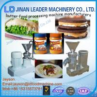 Wholesale low price home use peanut butter making machine from china suppliers