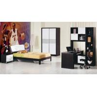 Buy cheap Walnut Double Doors Wardrobe from wholesalers