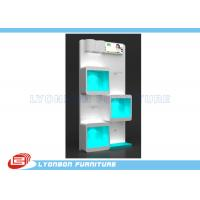 Wholesale Books White Wood Display Cases  from china suppliers